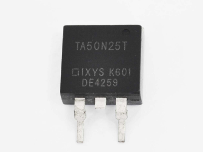 IXTA50N25T (250V 50A 400W N-Channel MOSFET) TO263 Транзистор