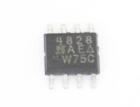 SI4828DY (30V 6A 1W Dual N-Channel MOSFET) SO8 Транзистор