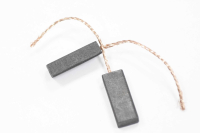 432 Электроугольная щетка 4x6x15 медный поводок L=35 мм (пара)