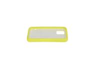 Nexx. Чехол для Samsung Galaxy S5 mini, Zero, MB-ZR-218-YL, поликарбонат, желтый