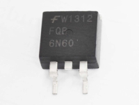 FQB6N60 (600V 5.5A 125W N-Channel MOSFET) TO263 Транзистор