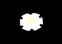 Светодиод мощный  3W 90Lm - белый холодный (6000k 10V) D=11mm