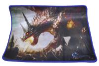 20969 Коврик для мыши Dragon war Daemon hunt (360x270x3)