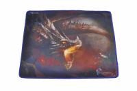 20968 Коврик для мыши Dragon war Single warrior (400x355x3)