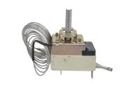 Термостат капиллярный TR-135 30-110°C 250V 16A 3-pin (шток H-25мм длина трубки - 2м)