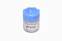 Паста теплопроводная c силиконом Halnziye HY-410 10гр. (банка)