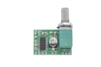 УНЧ на PAM8403 2х3W-4/8Om (стерео усилитель D-класса) EM-603
