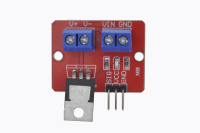 Силовой ключ на IRF520 EM-718