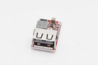 DC-DC преобразователь (вых. 5V) 2.1A (USB) EM-830