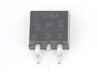 BTS115A (50V 15A 50W N-Channel Tempfet) TO263 Транзистор