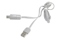 51014 Кабель ACD-Multi USB 2.0 AM--Micro BM+ Type-C, ACD-U914-CMA, 2в1 1.0м серый