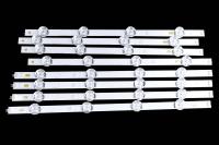 Комплект LED подсветки 47LB/LF (4 линейки) (6V) A-4шт + B-4шт