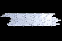 Комплект LED подсветки 55LB/LF (5 линейки) (6V) A-5шт + B-5шт