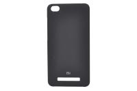 Silicon-SoftTouch Cover XIA RedMi 4A черный