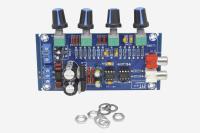 Предварительный усилитель с темброблоком на NE5532 (AC 2x12-18V)