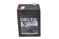 Аккумулятор DT6045 Delta (6V 4,5A)