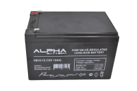 Аккумулятор FB12-12 Alpha (12V 12.0A)